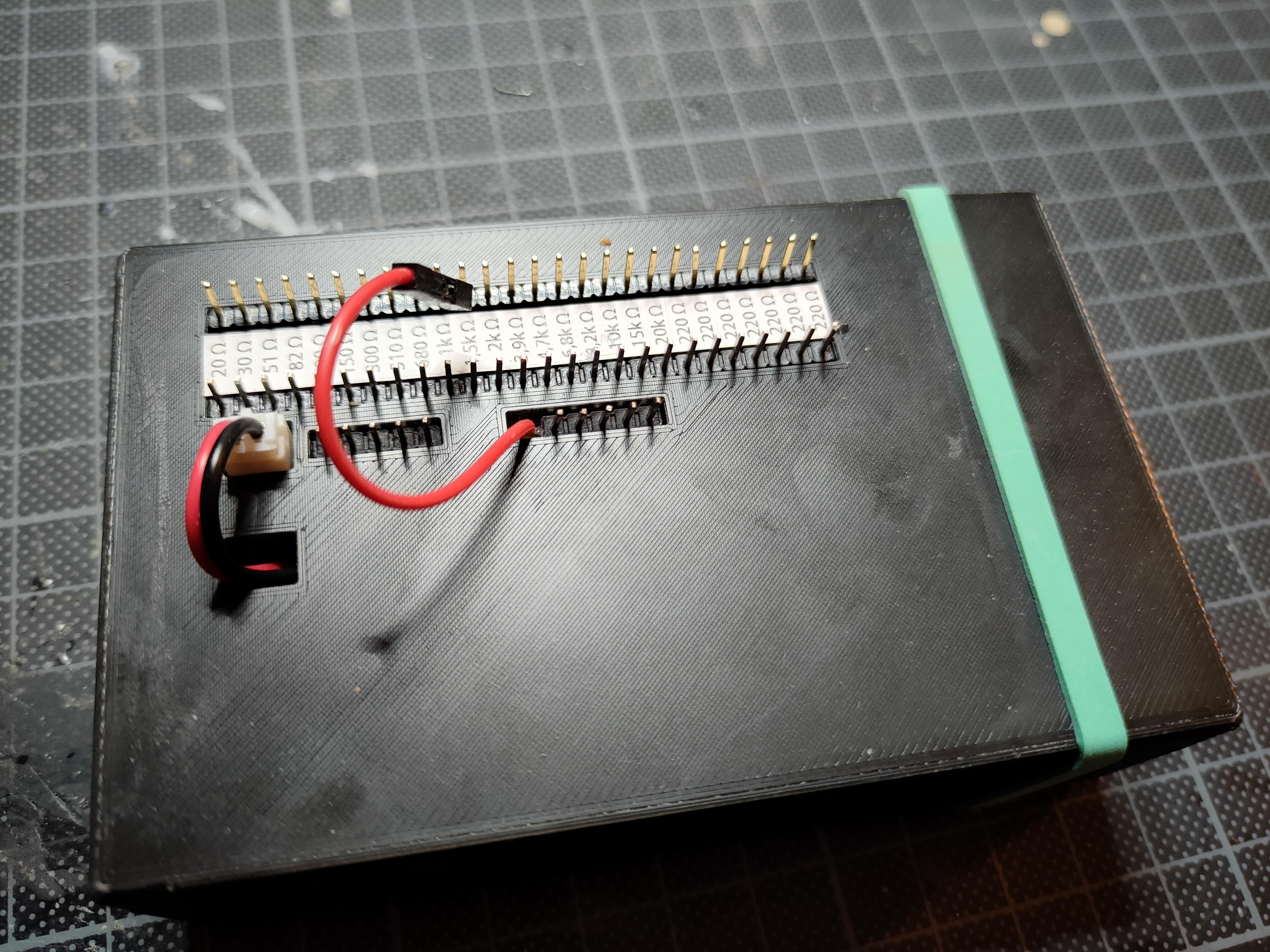 Widerstände für LED bestimmen